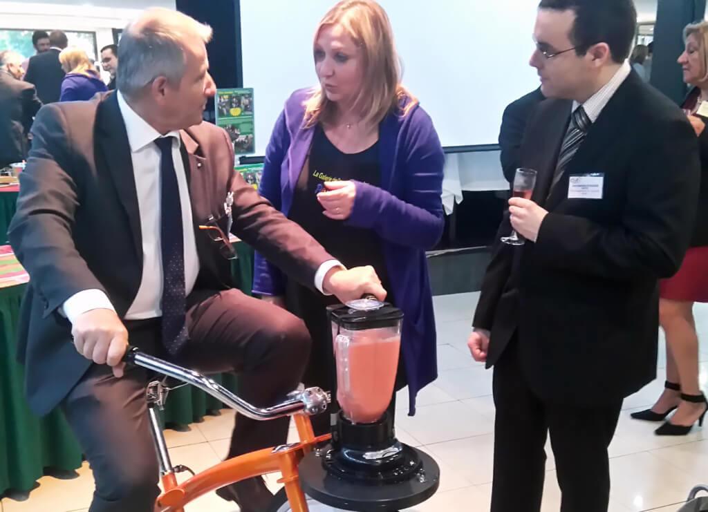 Les vélos smoothies sont sans conso électrique !