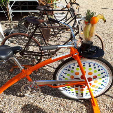Vélo blender